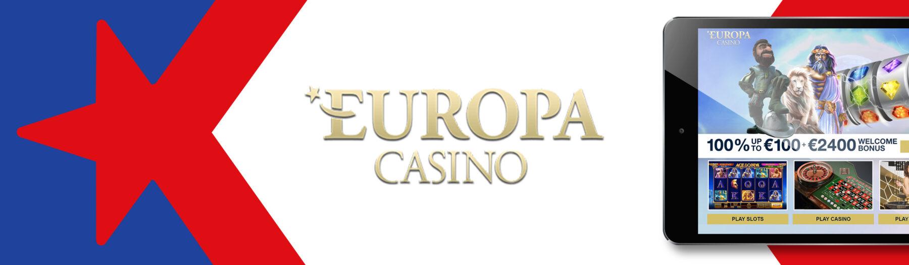 Bonos Casino en Europa