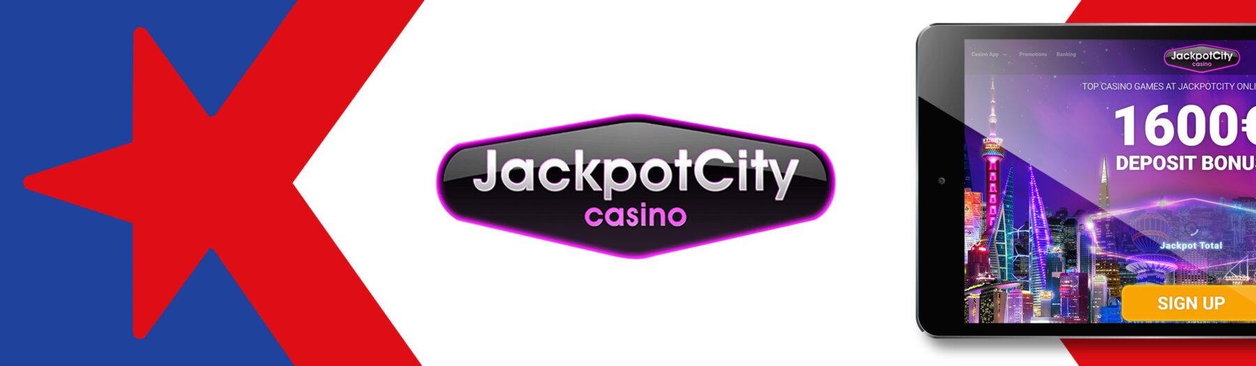 Bonos Casino en JackpotCity