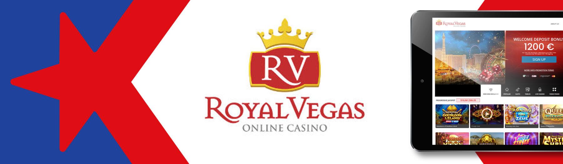 Bonos Casino en Royal Vegas