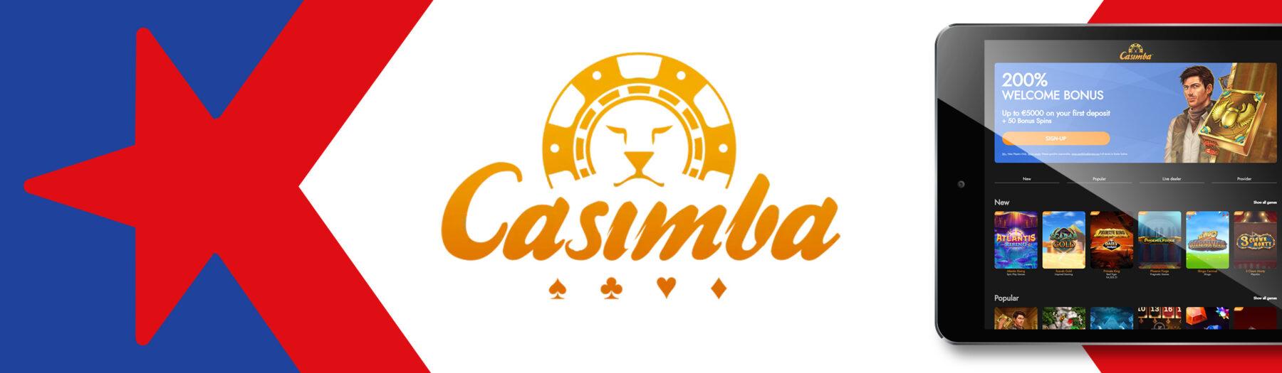 Bonos de Casino en Casimba