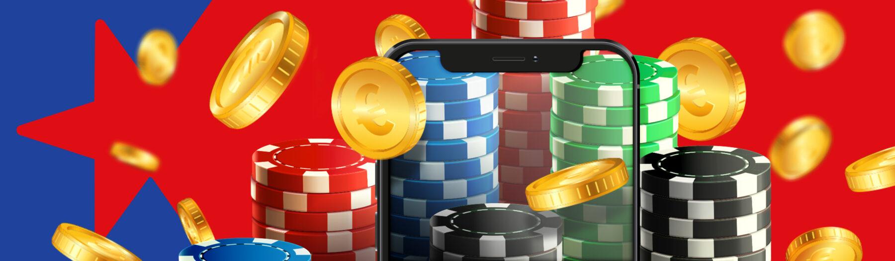 Los Mejores Bonos de Bienvenida de Casino