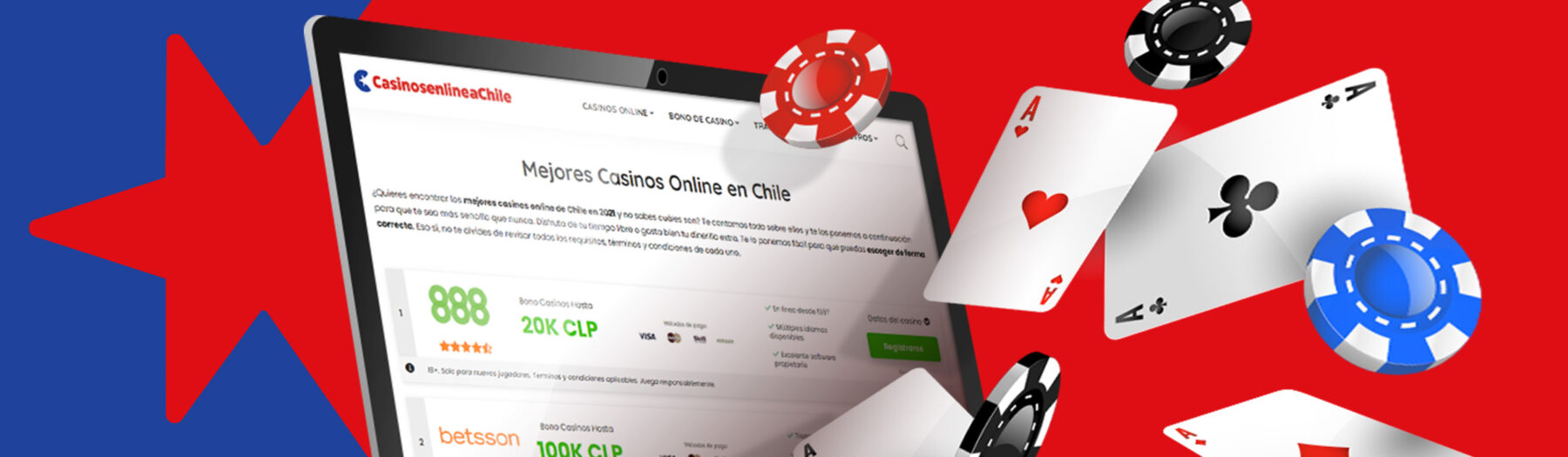 Mejores Casinos Online Chilenos